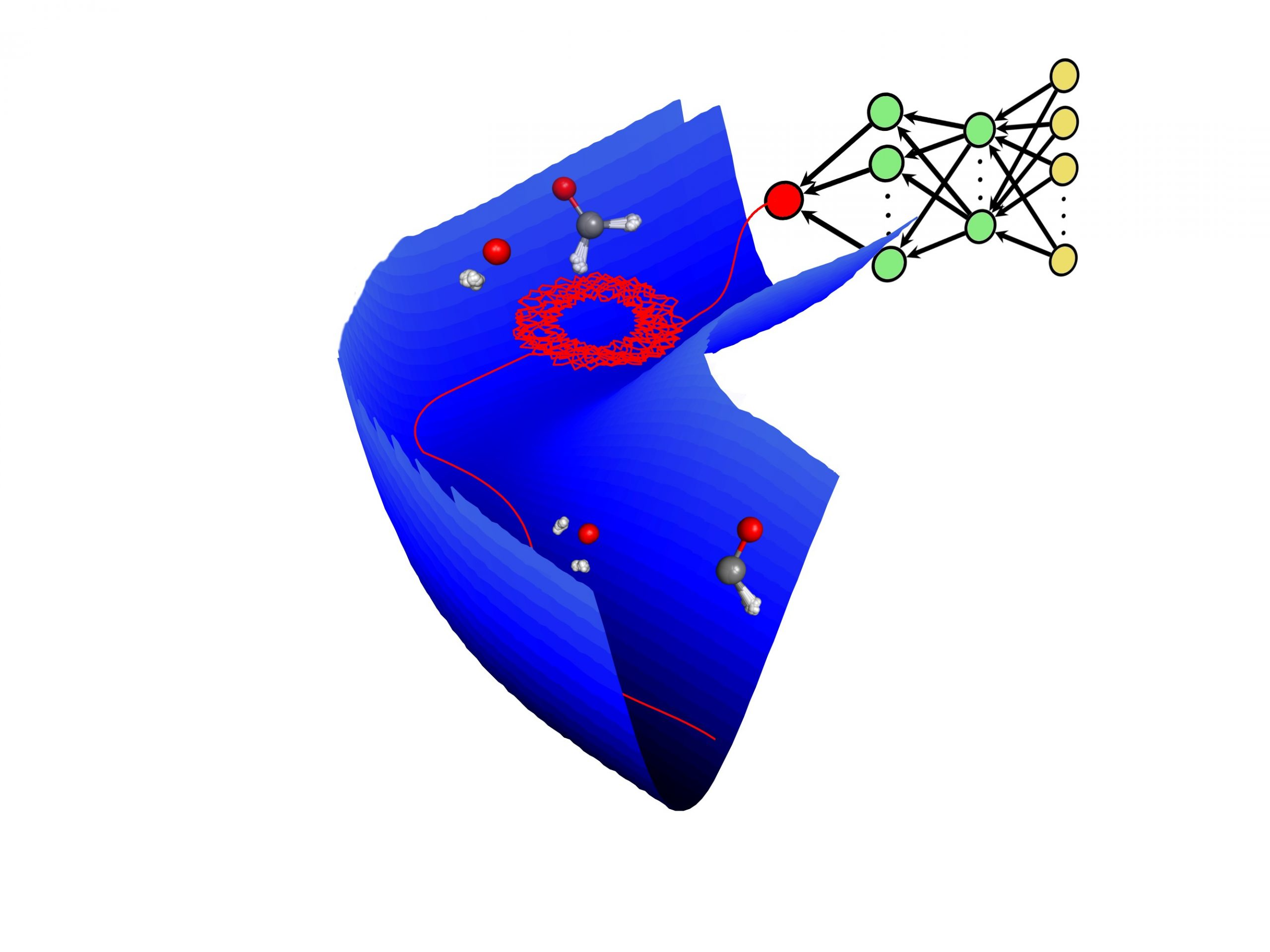 Reactions of complex organic molecules at low temperatures using Potential Energy Surfaces and semi-classical (Ring-Polymer Molecular Dynamics) and classical methods to determine coefficient rates